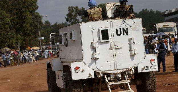 BM askerlerine çocuklara cinsel istismar suçlaması
