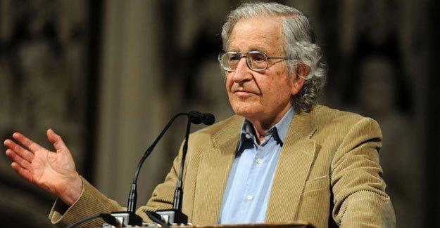 Chomsky: ABD,  Türkiye'nin Kürt politikasını göz ardı edecek