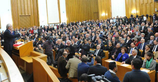 CHP, Anayasa Komisyonu'nda yer alacak 3 milletvekilini belirledi