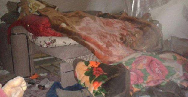 Cizre'deki yaralıların görüntüleri paylaşıldı
