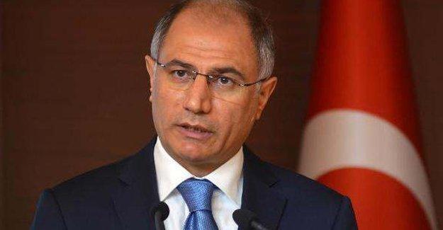 Efkan Ala, 'Sırp keskin nişancı' iddialarına yanıt verdi