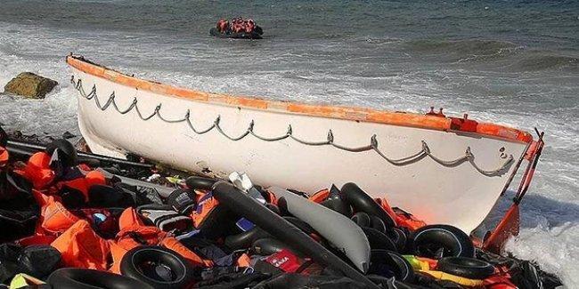 Ege'de facia: 9 kişi hayatını kaybetti
