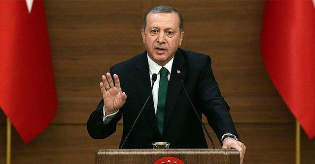 Akademisyenler Erdoğan'ın hedefinde