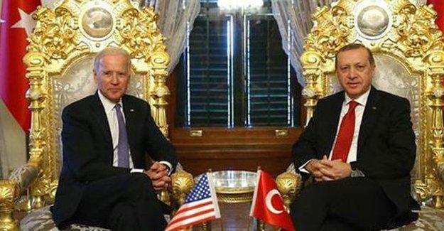 Erdoğan Biden görüşmesi sonrası açıklama