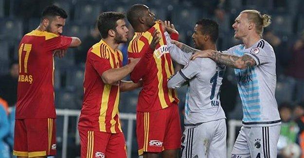 Fenerbahçe zorladı ve kazandı