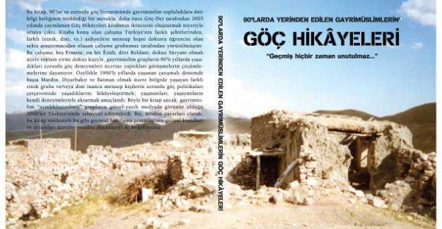 'Göç Hikâyeleri'nin ikinci kitabı çıktı