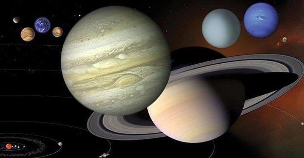 Güneş Sistemi'ne yeni bir gezegen