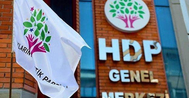 """""""HDP bildirisi dağıtmak ifade özgürlüğüdür"""""""