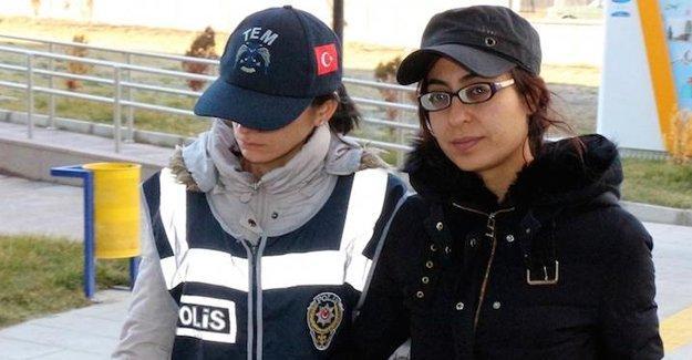 HDP Burdur İl Eş Başkanı tutuklandı
