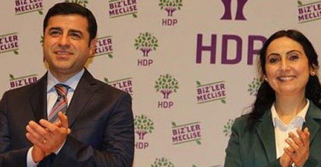 HDP Eş Başkanları ve parti meclisi belirlendi