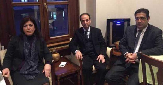 HDP'li vekiller bakanlıkta Cizre için açlık grevine başladı