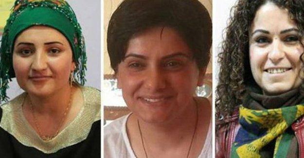 HDP Silopi'de öldürülen 3 kadın siyasetçi için meclis araştırması istedi