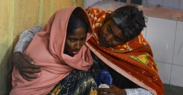 Hindistan'da büyük deprem
