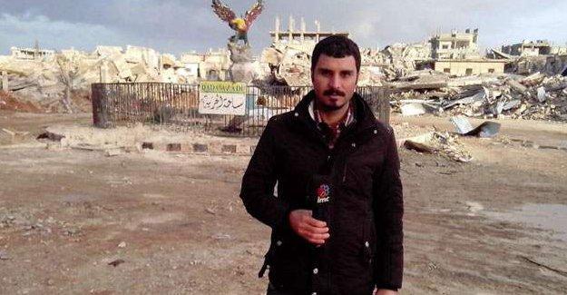İMC TV muhabiri Bekir Güneş ve kameraman Mehmet Dursun gözaltına alındı