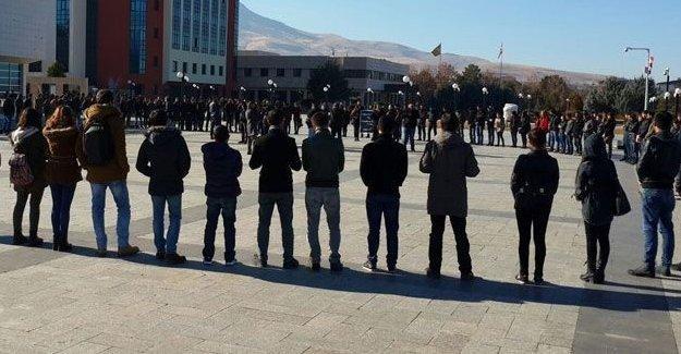 İnönü Üniversitesi'nde 92 öğrenciye uzaklaştırma