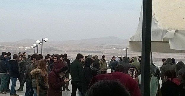 İnönü Üniversitesi'nden 14 öğrenci tutuklandı