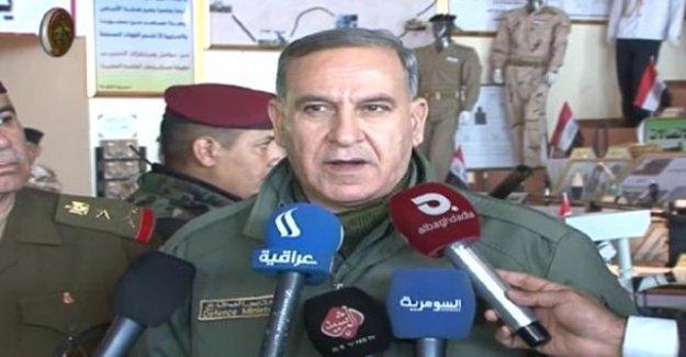 Irak Savunma Bakanı: Türk askerinin Irak topraklarında bulunması asla kabul edilemez