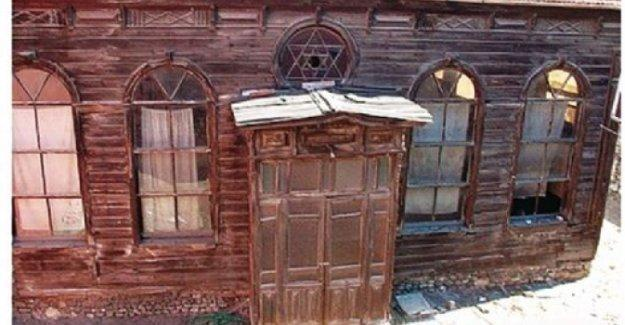 İstanbul'daki İştipol Sinagogu 65 yıl sonra tekrar açıldı