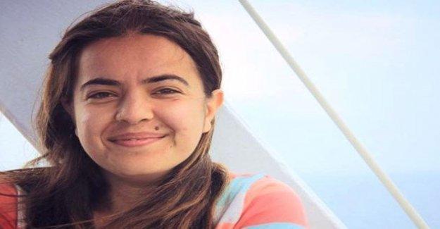 JINHA muhabiri Rojda Oğuz gözaltına alındı