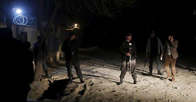 Kabil'de Fransız restoranına Taliban saldırısı