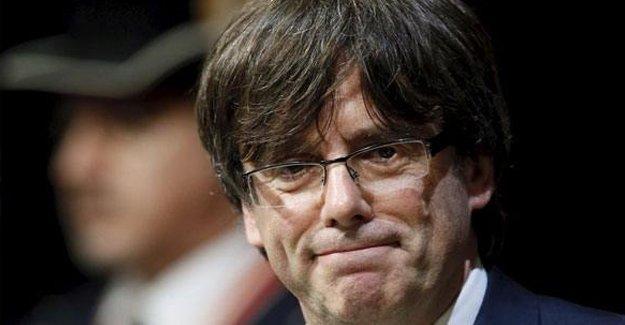 Katalonya Başkanı göreve Nazım'ın şiiri ile başladı