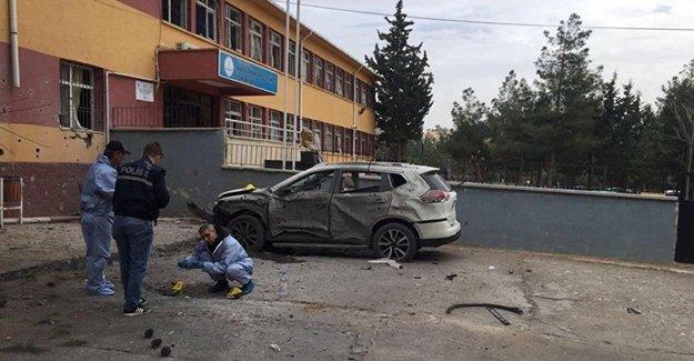 Kilis'teki patlama görüntülerine yayın yasağı