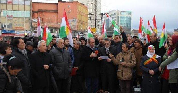 Kürt partilerden dünyaya çağrı: Bu savaşa müdahale edin