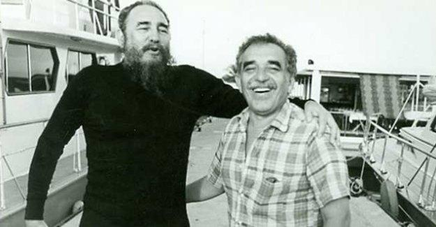 Marquez'in arşivi internete aktarılıyor; Fidel Castro'yla ilgili belgeler de var
