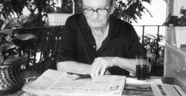 Melih Cevdet Anday'dan 'yeni yıl' yazısı: 'Az şey mi?'