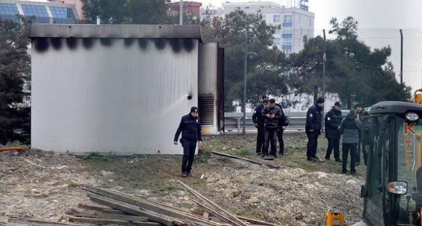 Metrobüs turnikesinde patlama: 1 yaralı