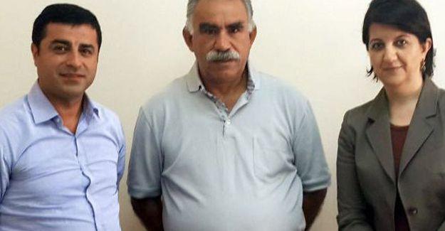 Öcalan'dan MİT'e: Yere yatırıp üzerinize ayak basıyorlar