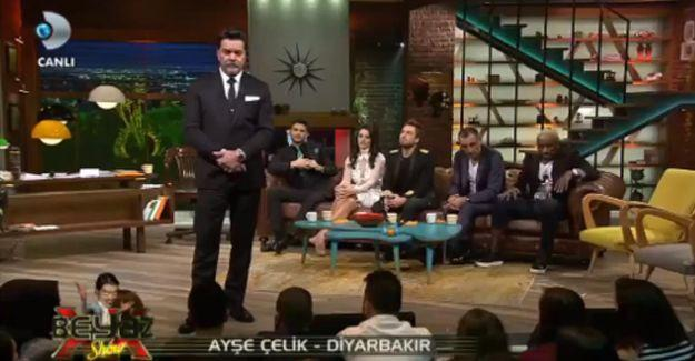 Öğretmen, Diyarbakır'dan Beyaz Show'a bağlandı: 'Ülkenin doğusunda yaşananların farkında mısınız?'