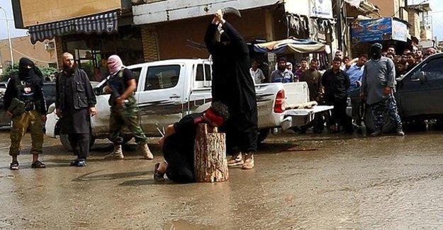 RIBBS: Rakka halkı IŞİD'e direniyor