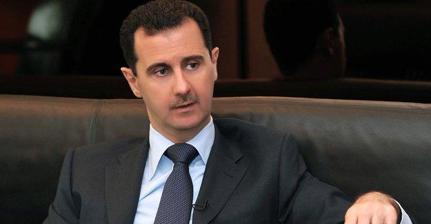 Şam: Teröristlerin olduğu masada olmayacağız