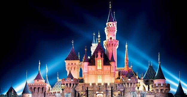 Silahlı bir kişi Disneyland'deki otelde gözaltına alındı
