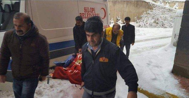 Silopi'deki saldırılarda 2 kişi yaşamını yitirdi
