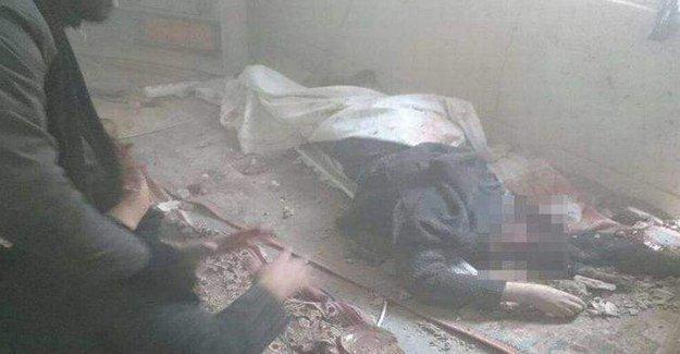 Sur'da evi top mermisiyle vurulan kadın yaşamını yitirdi