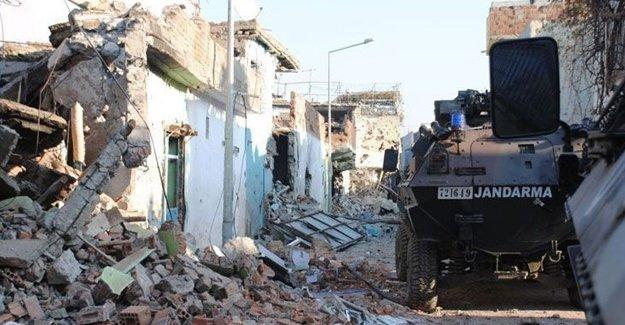 Sur'daki çatışmalarda 3 asker öldü