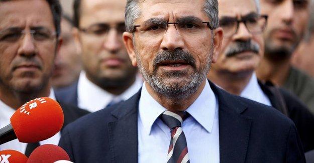 HDP'nin Meclis'e sunduğu Tahir Elçi'nin ölümüne ilişkin araştırma önergesi reddedildi