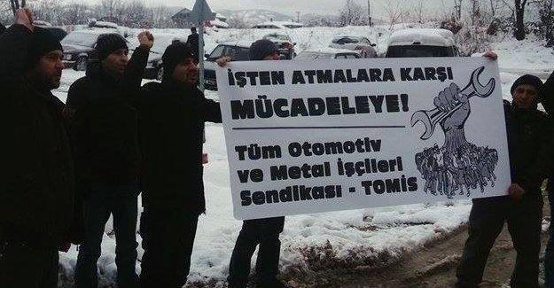 TOMİS üyelerinden Türk Metal hakkında suç duyurusu