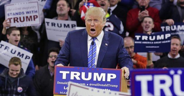 Trump ilk TV reklamında yine Müslümanları hedef aldı