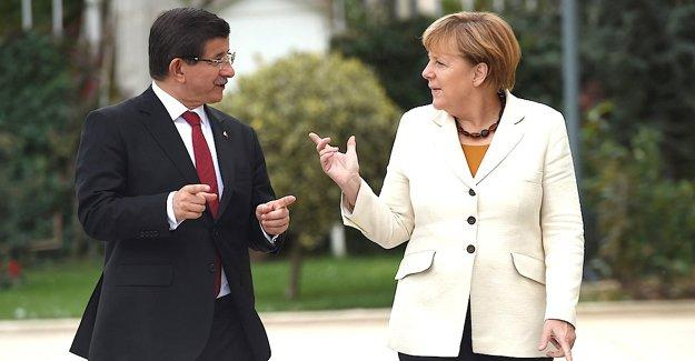 Türkiye ve Almanya Schengen için tarihte anlaştı