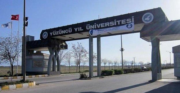 Van'da 2 akademisyene gözaltı