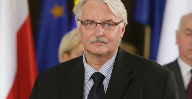 """Waszczykowski: """"Rusya, Avrupa'nın güvenliği için en büyük tehdit"""""""