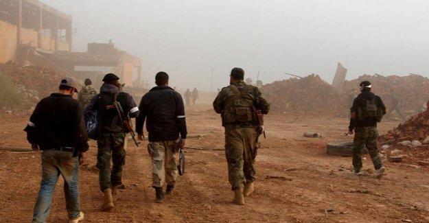 'ABD'nin desteklediği Şii gruplar Esad'ın tarafına geçti'