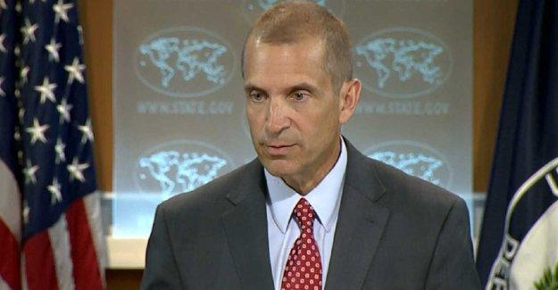 ABD: Türkiye sınır ötesi topçu ateşine son vermeli