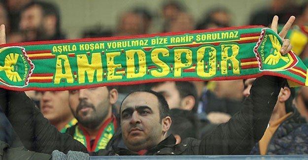 Amedspor taraftarına Fenerbahçe maçı da yasak