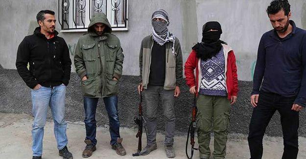 Anadolu Ajansı muhabirleri serbest