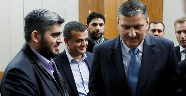 Ankara'da 'Suudi destekli muhalifler' toplantı yaptı
