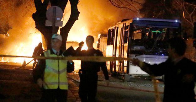 Ankara'daki saldırıyı Suriye uyruklu Salih Necar yaptı iddiası